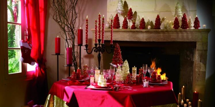 Noël : cinq idées de tables tendance