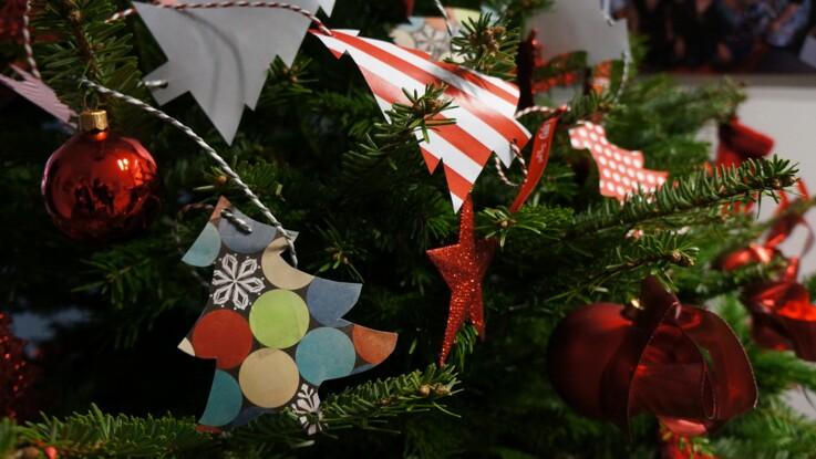 Je fabrique une guirlande home-made pour Noël