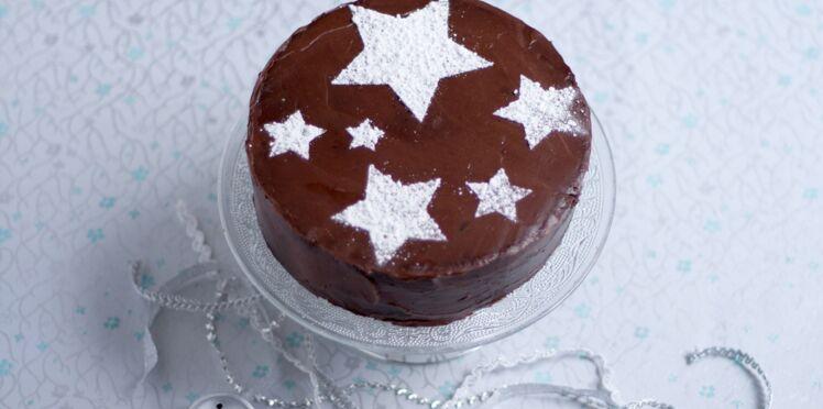 Je crée des pochoirs pour mes gâteaux
