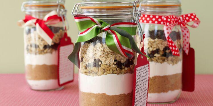 Un kit pour gâteau home-made à offrir