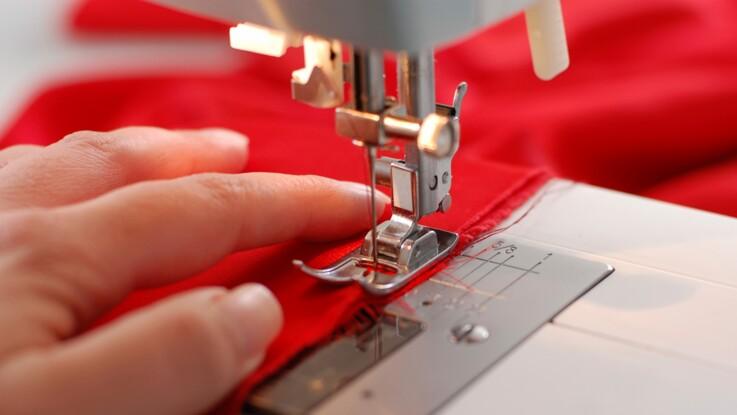 Machine à coudre : Régler la tension du fil