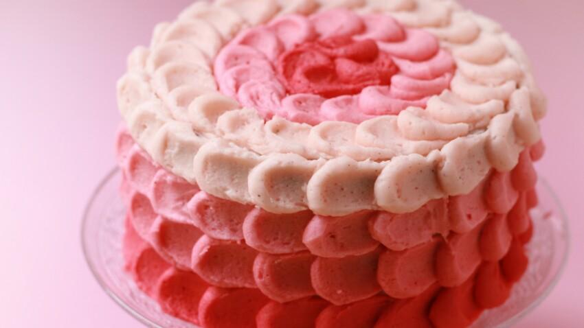 Nos recettes de gâteaux spectaculaires