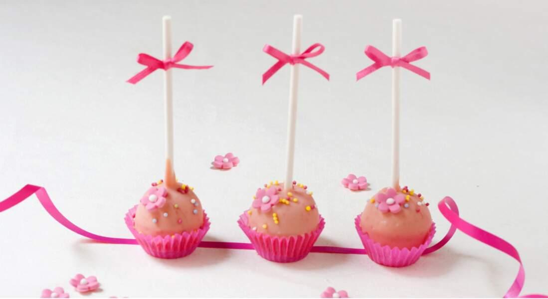 Les secrets des cake pops
