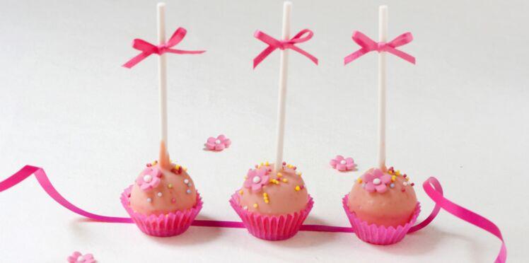 Les secrets des cake pops en vidéo