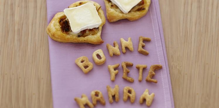 Spécial fromage : Tarte fine pour Maman