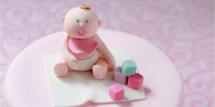 Comment réaliser un bébé en pâte à sucre ?