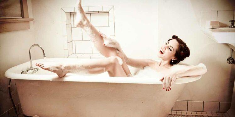 Un bain régénérant home-made