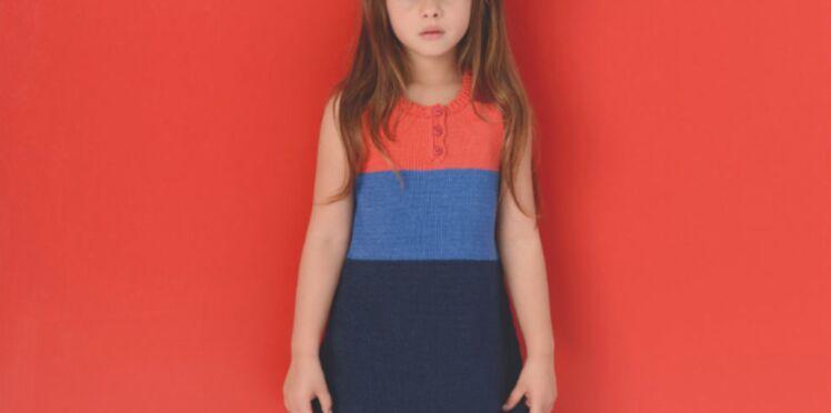 La robe debardeur fillette