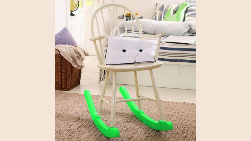Je fabrique un rocking-chair design