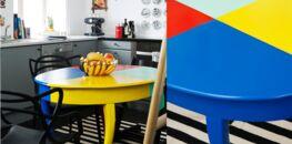 Comment repeindre une table en bois ? : Femme Actuelle Le MAG