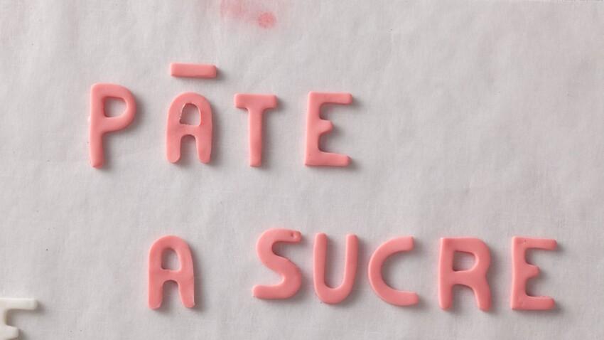 Où acheter de la pâte à sucre ?