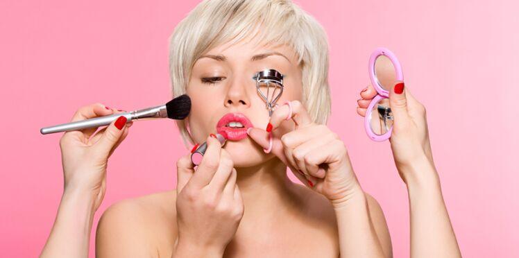Des outils make-up astucieux
