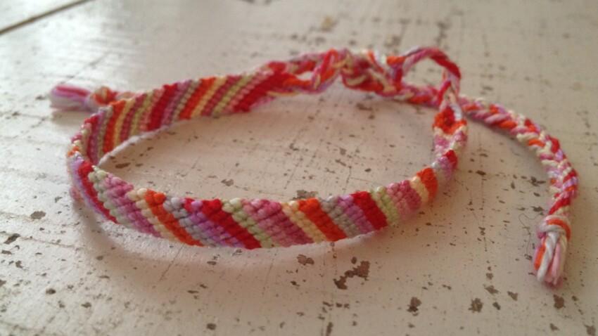 Un bracelet brésilien spécial débutant