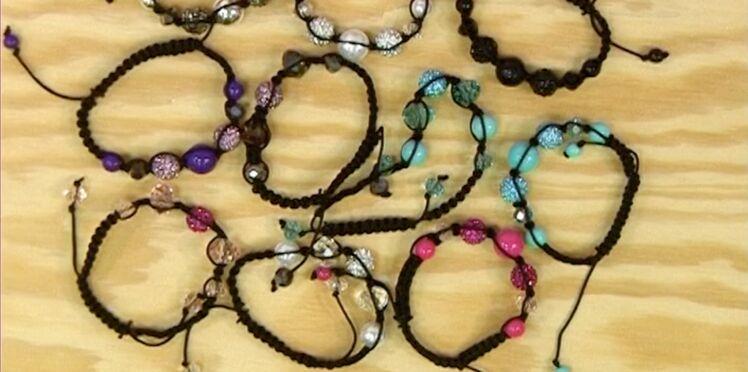 Vidéo : je fabrique mon bracelet Shamballa