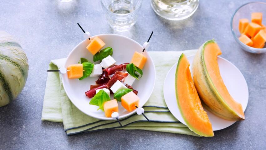 Enfin, des recettes originales au melon !