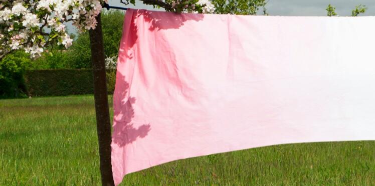 Une nappe tie & dye
