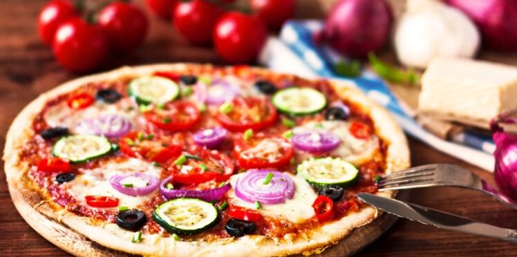 Une pâte à pizza épatante !