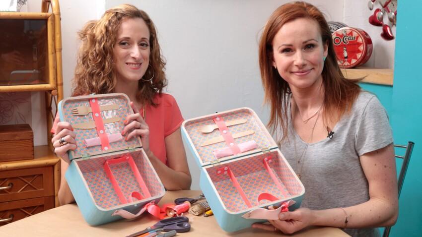 Vidéo : Sophie Ferjani customise une lunchbox