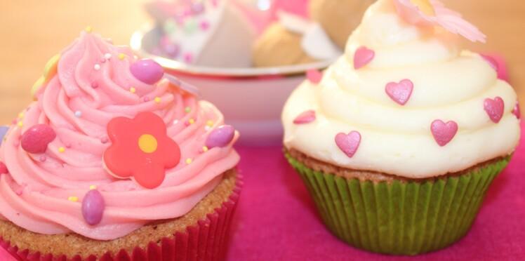 Toutes nos idées originales de cupcakes