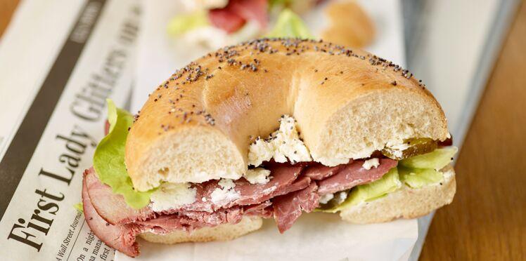 Spécial sandwich : le bagel