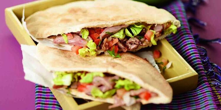 Spécial sandwich : le kebab