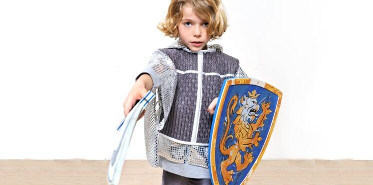 Comment faire un déguisement de chevalier ?