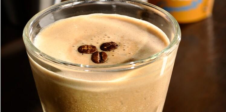3 recettes de cocktails au café