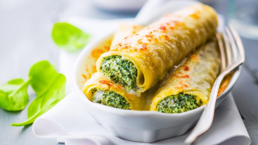 25 recettes végétariennes express