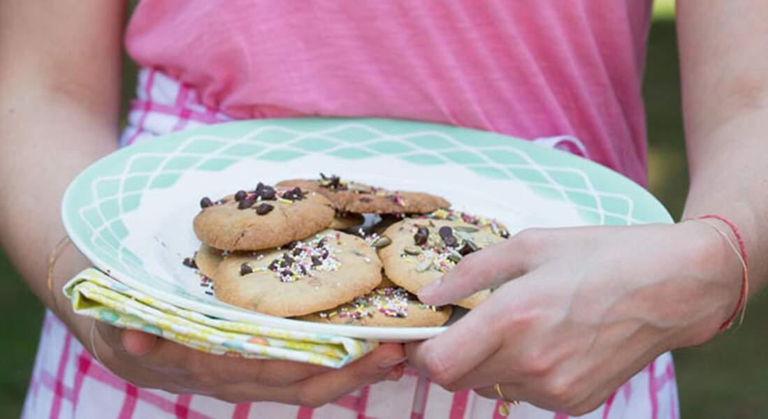 Un atelier cookies pour les kids