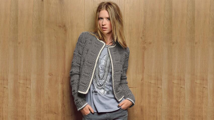 La veste grise