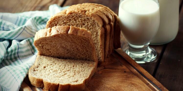 Je fais mon pain de mie complet