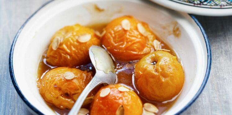 Tagine de fruits au miel