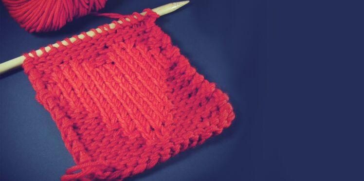 Je tricote un coeur