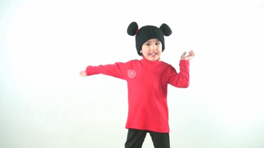 Un déguisement Pucca pour Halloween