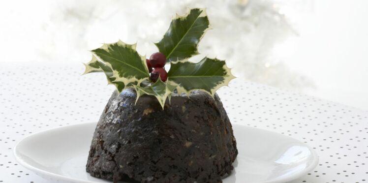 Le fameux Christmas Pudding, à préparer pour Noël