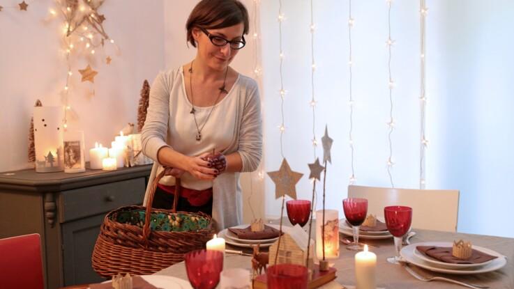 Une décoration de table « jolis contes »
