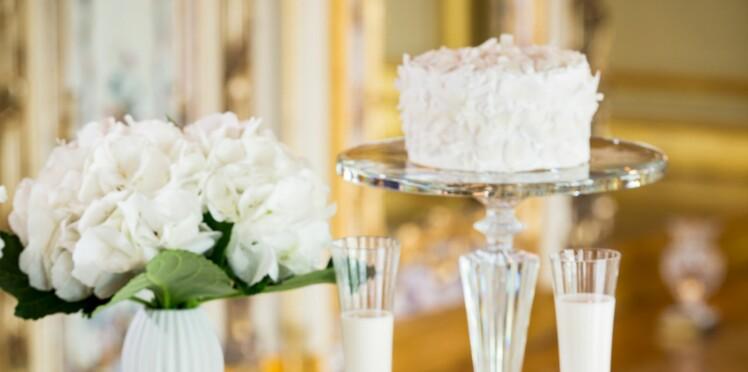 Noël : la recette du gâteau tout blanc de Lisa