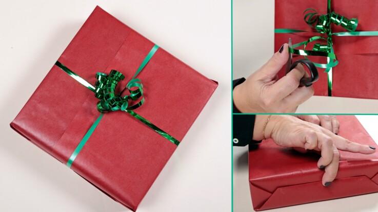 Comment faire un beau paquet cadeau ?