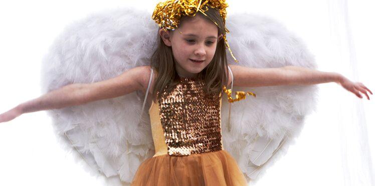 Fabriquer des ailes d'ange