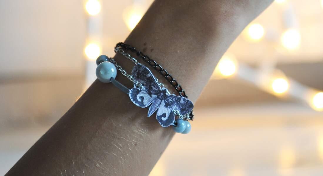 Un bracelet tout léger