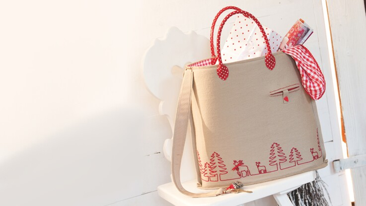 Tricot, couture : des idées cadeaux faciles : Femme Actuelle