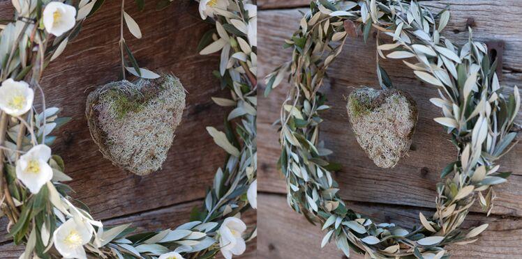 Une couronne d'olivier