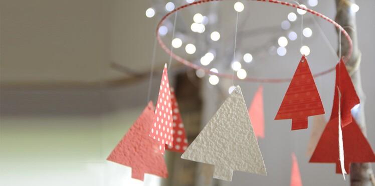 Sapin de Noël : nos idées créatives