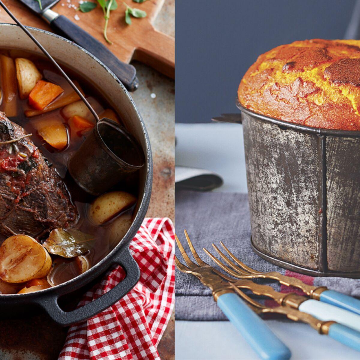 Les recettes classiques de la cuisine française  Femme Actuelle Le ...