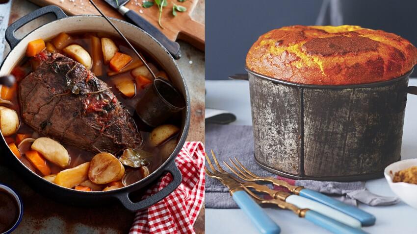 Les recettes classiques de la cuisine française