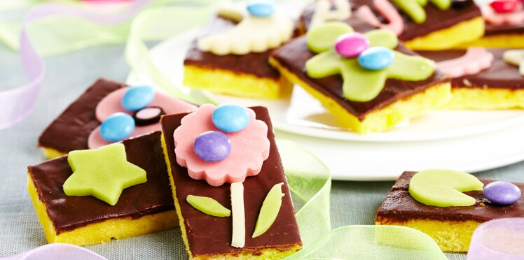 Biscuits au chocolat express