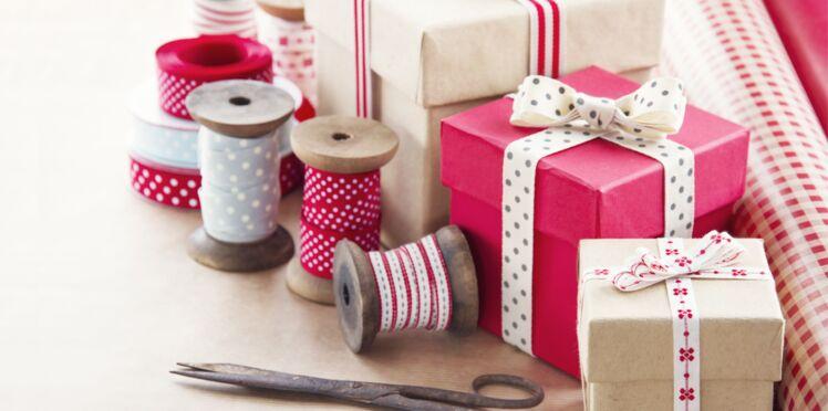 Papiers, emballages et paquets cadeaux : nos idées originales