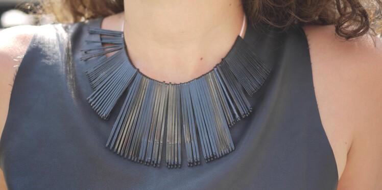DIY : Un collier avec des épingles