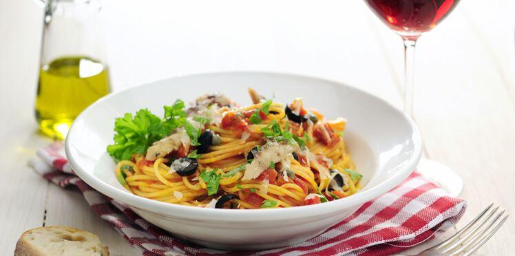 10 recettes avec des spaghettis