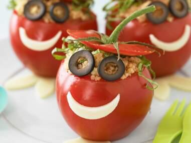 Cuisine créative : des assiettes surprises pour les enfants